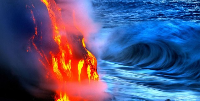 searing-hot-lava-crashing-into-the-seas-off-Hawaii-by-Nick-Selway-and-CJ-Kale11